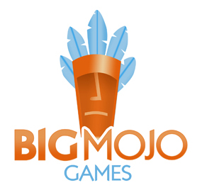 Big Mojo Games Logo Design